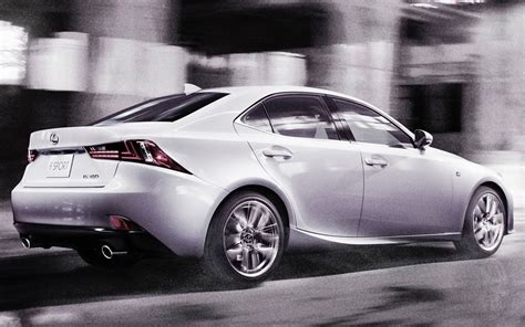 lexus new sports all new 2014 lexus is sports car photos and details