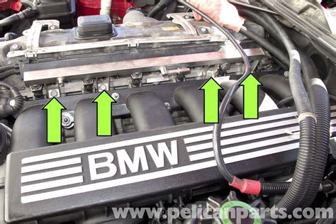 bmw  fuel injector replacement
