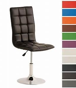 Lounge Sessel Drehbar : clp esszimmer stuhl peking lounge sessel modern sitzh he verstellbar 40 54 cm sitzfl che ~ Indierocktalk.com Haus und Dekorationen