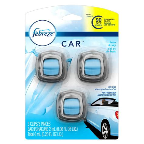 glade  fl oz  car scent car air freshener holder  refill   home depot