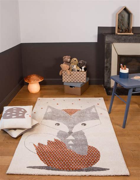 tapis chambre de bébé tapis chambre de bébé renard
