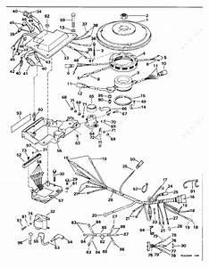 Evinrude 1994 125 - E125esxerk  Ignition System