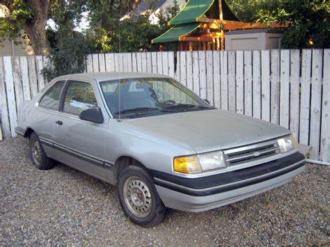 books about how cars work 1989 ford tempo parental controls cars of a lifetime 50 mystery car turns out to be a 1988 ford tempo l