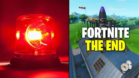 sirens  started  fortnite   means