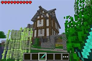 minecraft POCKET EDITION house survival! Minecraft Project