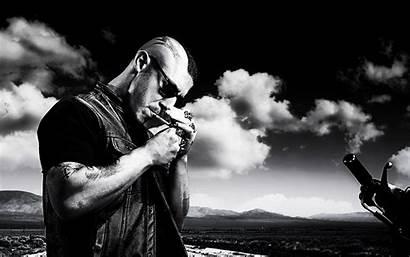 Soa Anarchy Sons Juice Biker Vest Outlaw