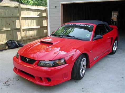 Chromechiller 2001 Saleen Mustang Specs, Photos