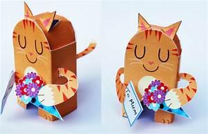 Cadeau Fete Des Grand Mere A Faire Soi Meme : george the cat de samantha eynon paper ~ Preciouscoupons.com Idées de Décoration