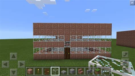 Minecraft Moderner Brunnen Haus Modern Bauen Design Avec