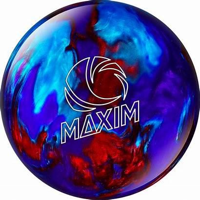 Maxim Balls Ebonite Purple Retired Angry Orange