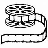 Reel Film Drawing Embroidery Designs Machine Getdrawings Embroiderydesigns Zoom sketch template
