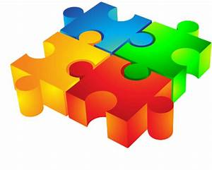 Jigsaw Puzzle Clip Art at Clipart library - vector clip ...