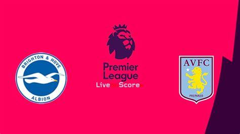 Brighton vs Aston Villa Prediccion y Pronostico ...