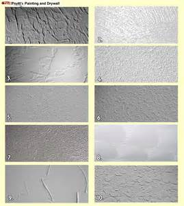 wall texture options pruitt s drywall and texture