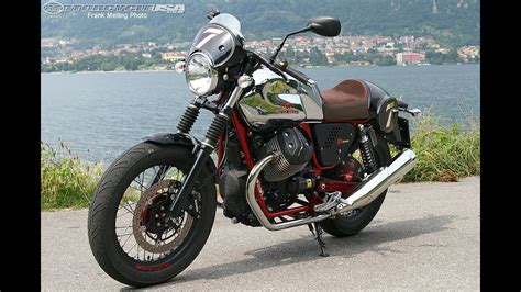 Modification Moto Guzzi V7 Ii by Moto Guzzi V7 Ii Ride