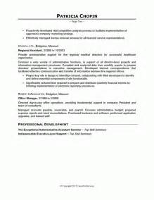 assistant qualifications resume summary of qualifications sle resume for administrative assistant template design