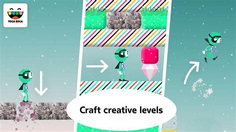 build  incredible world  toca blocks games