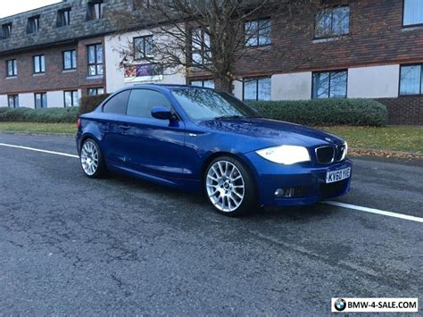bmw 120d coupé 2010 coupe 1 series for sale in united kingdom