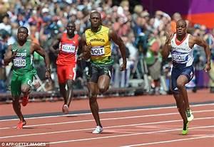 Usain Bolt Running 100m 2012 Olympics | www.pixshark.com ...