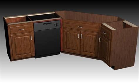 corner sink base cabinet designing a corner sink cabinet