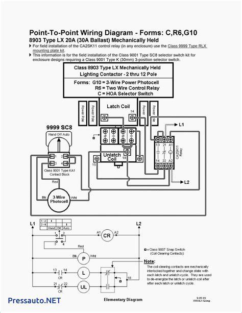 square d 8903 lighting contactor wiring diagram free wiring diagram