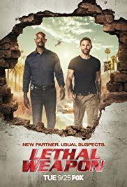 Lethal Weapon Season 2 DVD Release Date   Redbox, Netflix ...