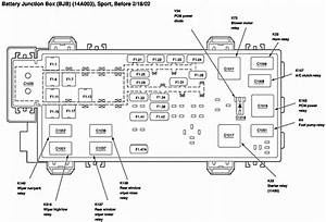 2000 Ford Expedition Engine Diagram Fuel Pump Circuit