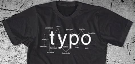 wednesday inspiration typography t shirts blog