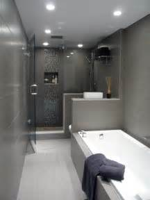 Small Bathroom Tile Ideas Gray and White
