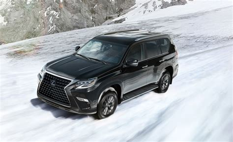 Lexus Gx 2020 by 2020 Lexus Gx 460 Introduced With Available Road