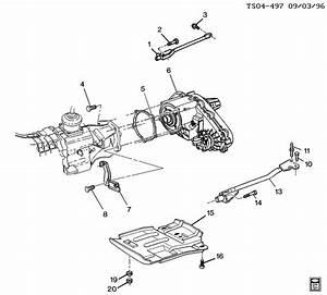 Chevrolet S10 Gasket  Transfer Case  Gasket  Trfer Case