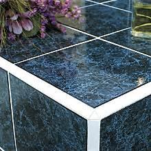 triangular tile trim outside corners