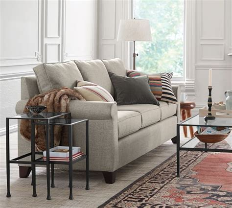 Loveseat Pottery Barn by Pottery Barn Sofas Sectionals Armchairs In Performance