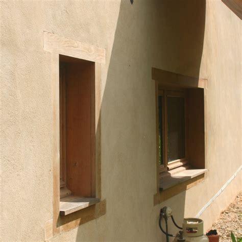 enduit exterieur sur isolation chaux chanvre projet 233 e 1 pieds nus habitat