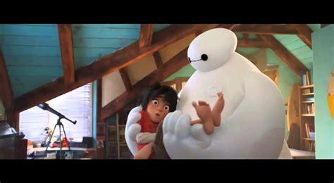 disneys big hero  baymax hug  cinemas  nov youtube