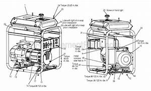 Porter Cable Bsv750-w Parts List And Diagram