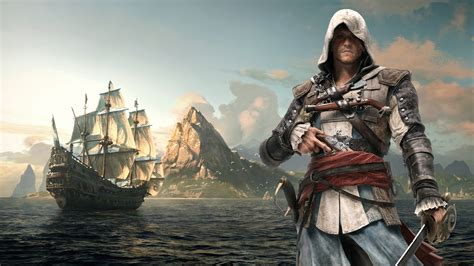 Assassin's Creed Iv Black Flag Jeuxtheo