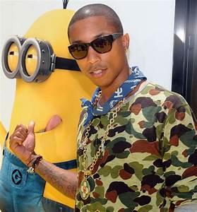 DESPICABLE ME 2 Pharrell Williams Happy