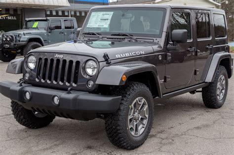 custom 2014 jeep rubicon unlimited granite