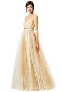gold wedding dresses now trending gold wedding dresses dipped in lace