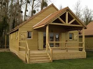 Chalet En Bois Prix : chalet de loisirs en bois constructeur prix chalet loisirs ~ Premium-room.com Idées de Décoration