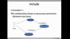 Data Modeling - Uml - Use Case Diagram