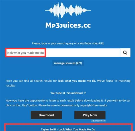 This free android app will search through. How to Get MP3 Juice Free Music Download [Video Tutorial ...   Music player app, Music download ...
