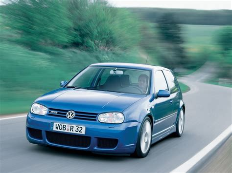 2005 Volkswagen Golf R32 Picture 28550 Car Review