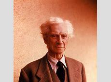 Bertrand Russell, London England 1953 Large Version