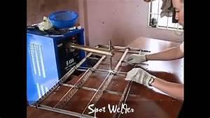 Spot Welding Machine - Steel Wires Welding