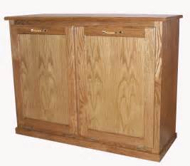 kitchen island with garbage bin ed 39 s woodshed