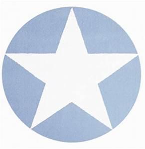 Teppich Stern Blau : top 30 teppich kinderzimmer blau kinder ~ Markanthonyermac.com Haus und Dekorationen