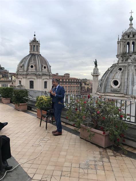 terrazza civita roma road to green 2020 on quot il professor vittorio