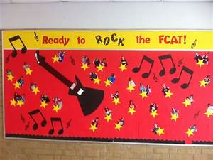 E Board Test : bulletin board rock the test teaching tools star ~ Jslefanu.com Haus und Dekorationen